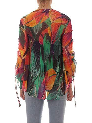 Blouse Multicolore Femme Pinko 7484 1b13nt 7fqHaCS