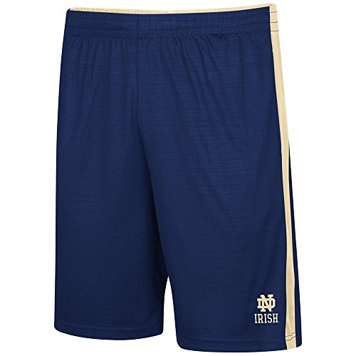 Mens Notre Dame Fighting Irish Basketball Shorts - S Colosseum Basketball Shorts