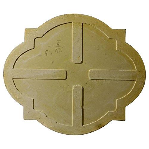 Ekena Millwork CM24WA 24-Inch x 20 1/2-Inch x 1 1/8-Inch Waltz Ceiling Medallion by Ekena Millwork (Image #4)