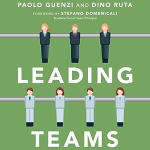 Leading Teams Audiobook