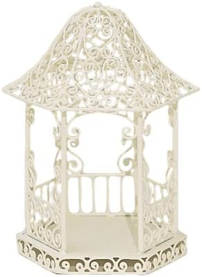 Department 56 Seasons Bay Garden Gazebo Kitchen