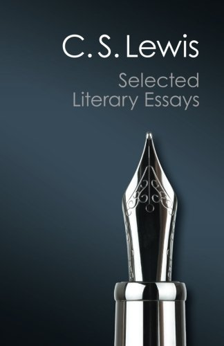 Selected Literary Essays (Canto Classics)