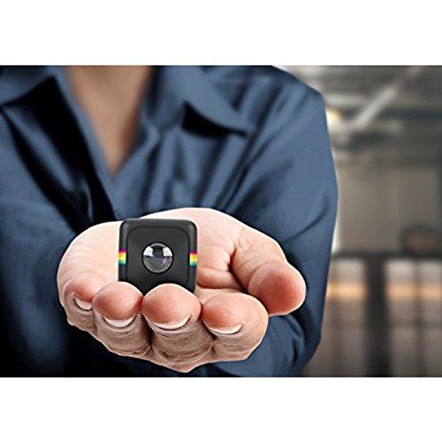 شراء Polaroid Cube HD 1080p Lifestyle Action Video Camera (Blue)[Discontinued by Manufacturer]