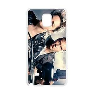 Samsung Galaxy Note 4 Cell Phone Case White Terminator 060 Phone Case Cover Plastic Hard XPDSUNTR04789