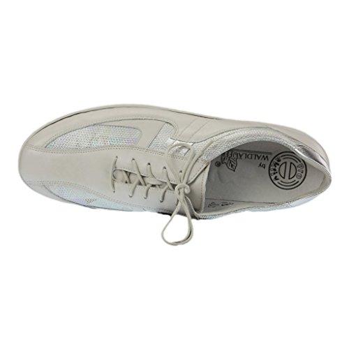 WALDLÄUFER HENNI 496000400410 Womens Lace-Up Shoe Beige wAqZaqoAjf