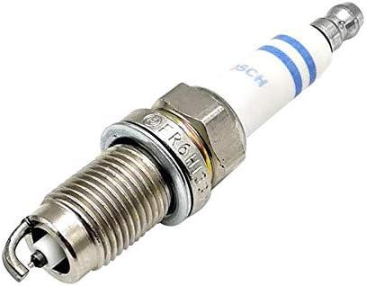 Bosch Super 4 Spark Plug FR78X SEAT IBIZA 1.4 09.01-05.02 6L1