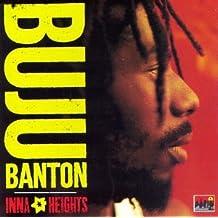 BUJU BANTON - INNA HEIGHTS (Vinyl)