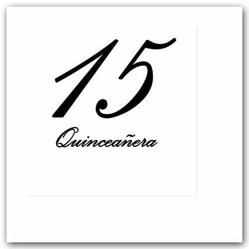 QUINCEANERA-CLASSY-BLACK-LUNCHEON-NAPKIN-16-CT-by-Partypro