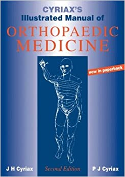 Book Cyriax's Illustrated Manual of Orthopaedic Medicine