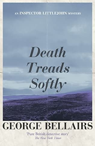 book cover of Death Treads Softly