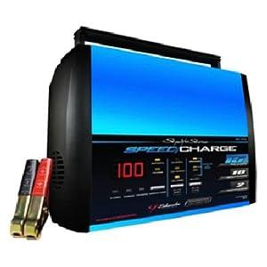 Schumacher Electric SSC-1500A-DISC Battery Charger, 15/10/2-Amp, 12-Volt - Quantity 2