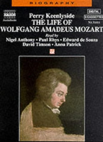 account of the life of wolfgang amadeus mozart