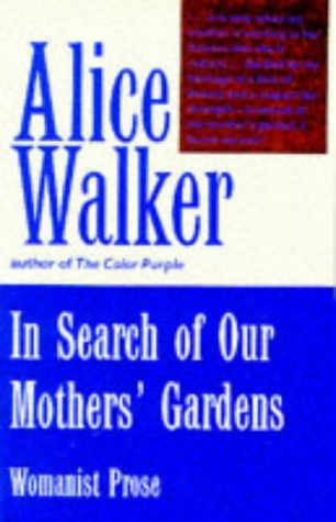 In Search Of Our Mother 39 S Gardens 9780704339316 Slugbooks
