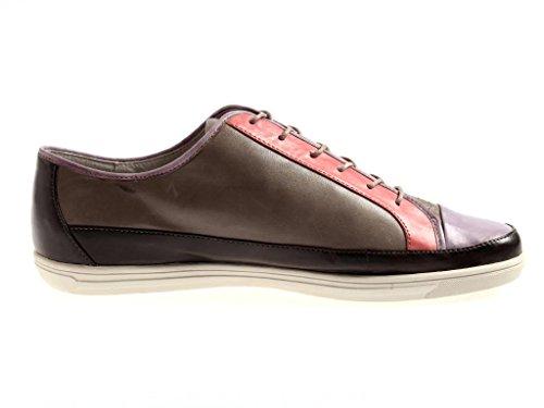 Tamaris Sneakers Pour Femmes Chaussures En Cuir Lacets Chaussures En Cuir 23631