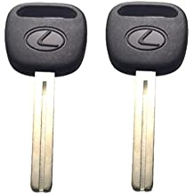 ihave 2x Key Blank for Toyota Lexus Landcruiser Prado Soarer ES300 SC 300 400 LS LX 450 470