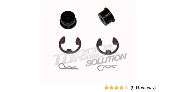 Torque Solution Manual Transmission Shifter Cable Bushings: Toyota Corolla  2003-11