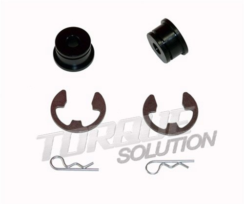 Toyota High Performance Bushings - Torque Solution Manual Transmission Shifter Cable Bushings: Toyota Corolla 2003-11