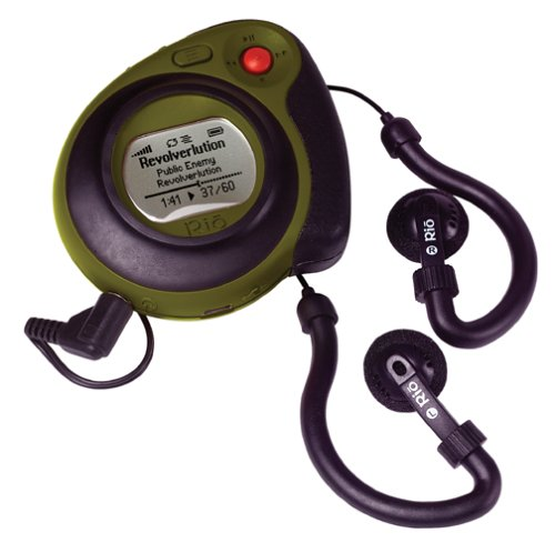 Rio Cali 256 MB Sport MP3 Player