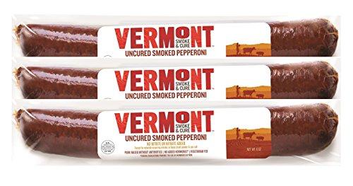 Vermont Smoke & Cure Smoked Pepperoni
