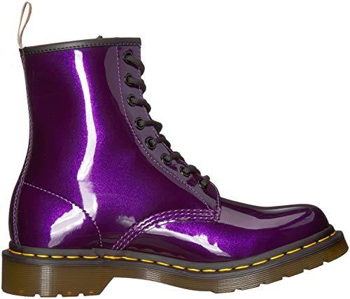Vegan Purple Classiques Martens dark Chrome 1460 Bottes 514 Femme Dr W Violet qgFwt