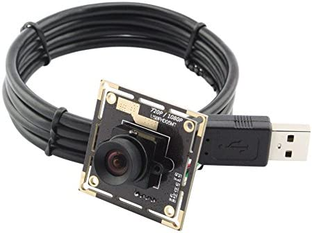 ELP Webcam USB 1080p Linux Windows Módulo de cámara web con ...