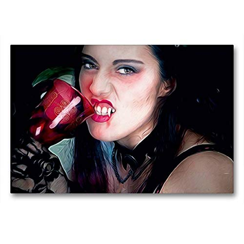 Vampire légende, 90x60 cm