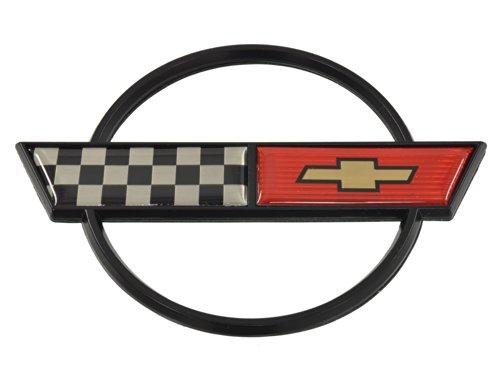 1984-1990 Corvette Gas Door Emblem