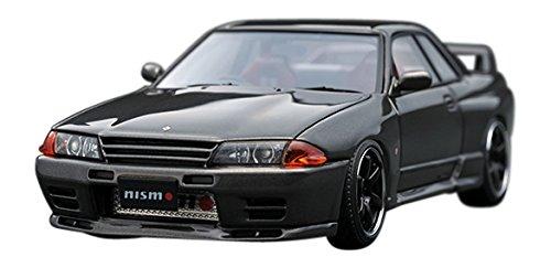 イグニッションモデル 1/43 ニスモ R32 GT-R Sチューン ガンメタリック ニスモホイール 完成品 B072KK8YZ1