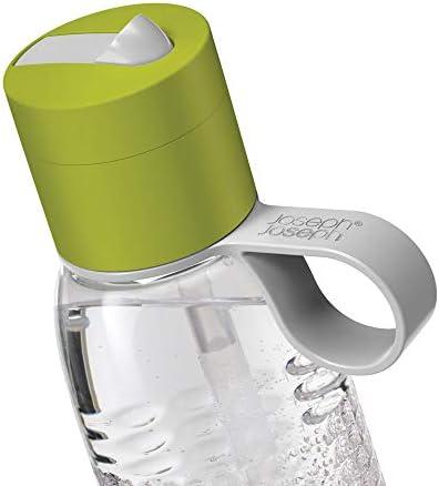 Joseph Joseph Dot Active - Trinkflasche mit Kontrollfunktion, 750 ml - grün