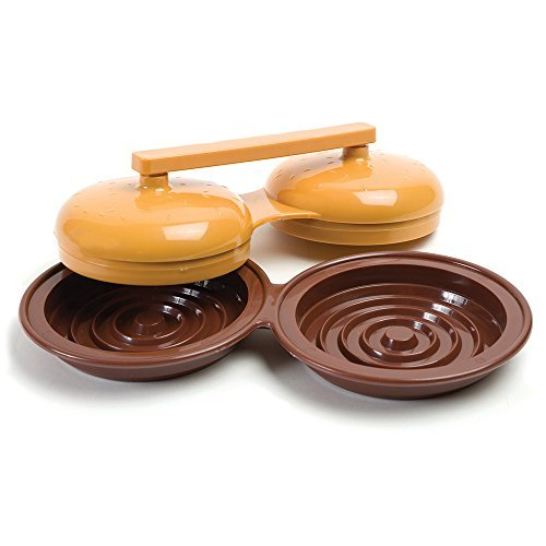 Double Hamburger Press - Double Burger Press