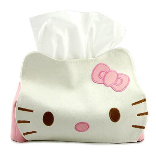 hello kitty car tissue box cover - 9