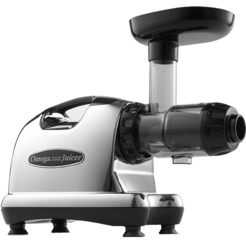 Omega J8006x Factory Certified Reconditioned Nutrition Center Juicer image