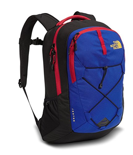 The North Face Jester Backpack - Bright Cobalt Blue/TNF Black - One Size