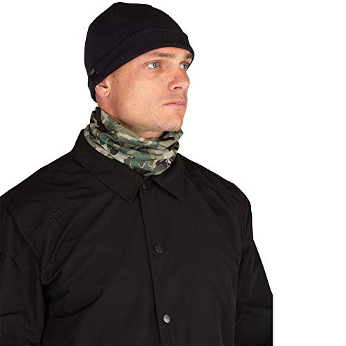 5.11 Tactical Lightweight Halo Neck Gaiter, Polyester Microfiber, Style 89471