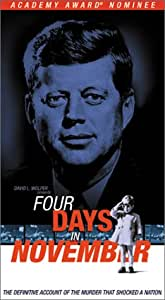 Four Days in November [VHS]
