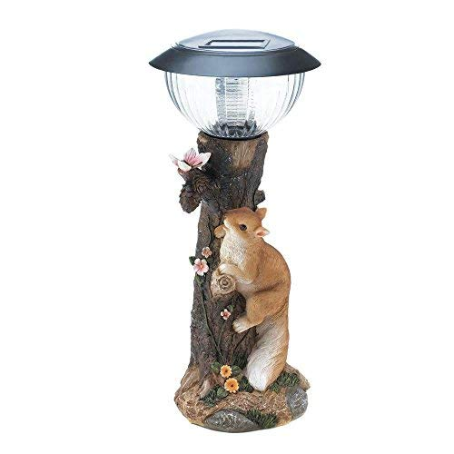 - Summerfield Terrace 10018477 Squirrel Solar Path Light Multicolor