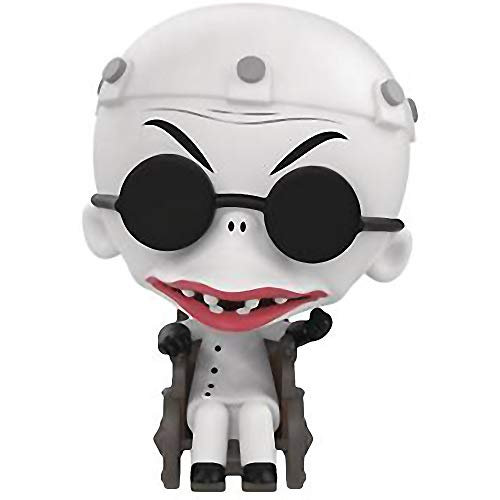 Funko Dr. Finkelstein: The Nightmare Before Christmas x Mystery Minis Mini Vinyl Figure & 1 PET Plastic Graphical Protector Bundle [32850]
