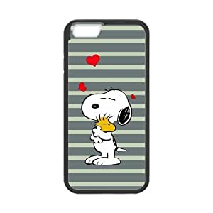 Customized Cute Snoopy Cool Snoopy Love Heart iPhone 6 4.7