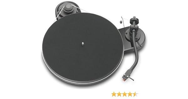 Pro-Ject RPM 1.3 Genie Negro - Tocadiscos (Manual, Negro, 33,45 ...
