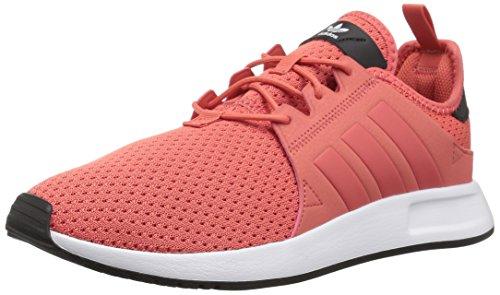 adidas Originals Unisex X_PLR J Running Shoe, Trace Scarlet s, FTWR White, 6 M US Big Kid ()