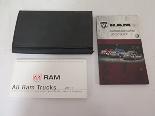 2011 Dodge Ram 1500/2500/3500 Owners Manual