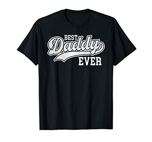 Best daddy Ever baseball gift sports Collection T-Shirt