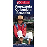 Independent Travel Map – Venezuela, Colombia and Ecuador