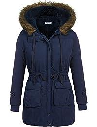 Women's Plus Down Coats Parkas | Amazon.com