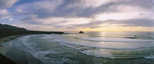 Big Sur Sunset California Poster Print by Panoramic Images