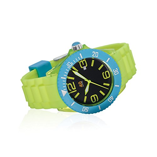 40Nine Men s 40NINE01 YELLOW Extra Large 50mm Colorful Watch
