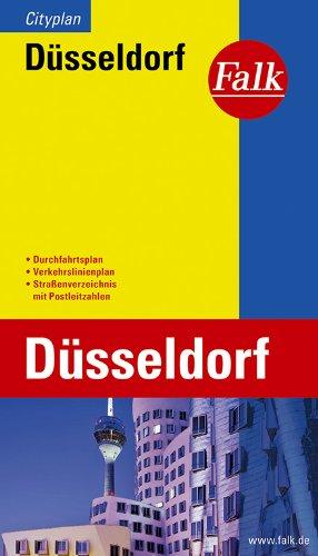 Falk Cityplan Düsseldorf Landkarte – 12. September 2018 Falk Cityplan Düsseldorf OSTFILDERN 3827901138 Karten