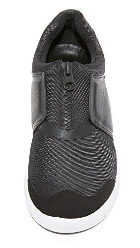 DKNY Taylor Baskets Mode Noir Femme wwOqT6B8