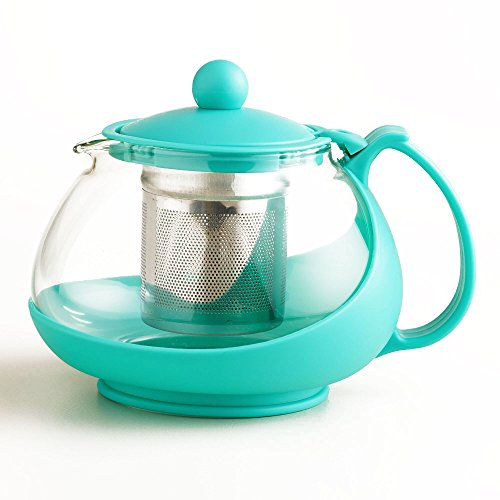 loose leaf teapot infuser - 2