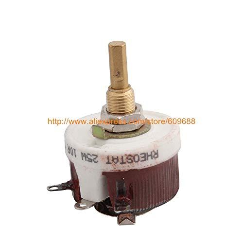 Maslin BC1-50W Rheostat 10% Variable Resistor 50W - (Value of Resistance: 1K)